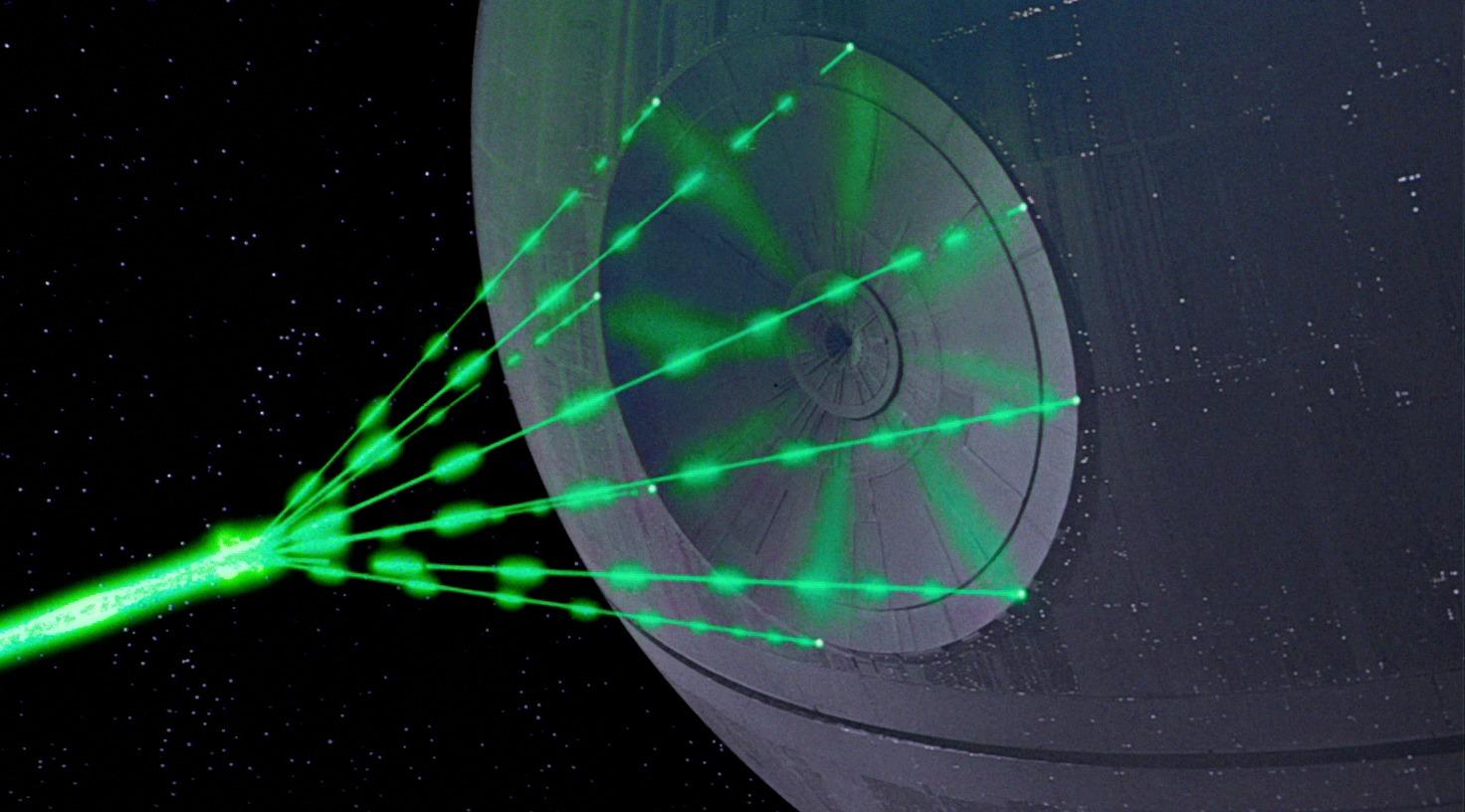 Laser Etoile Noire