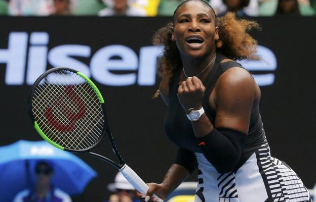Enceinte, Serena Williams met un terme à sa saison