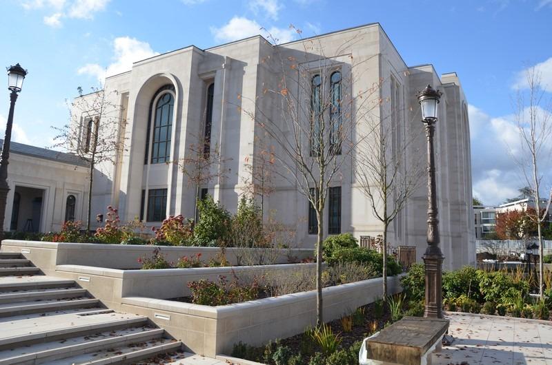 Temple Mormon à Paris