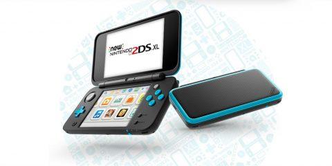 Nintendo dévoile la New Nintendo 2DS XL