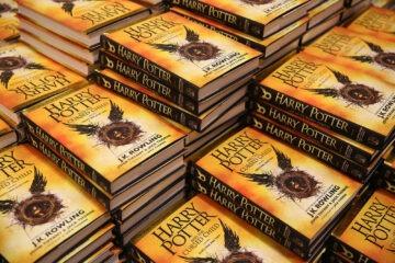 Un manuscrit d'Harry Potter, écrit par J.k Rowling, a été volé