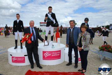 Amateur Gold Tour Esthederm : La 4ème étape pour Vincent Mourier et Biranka