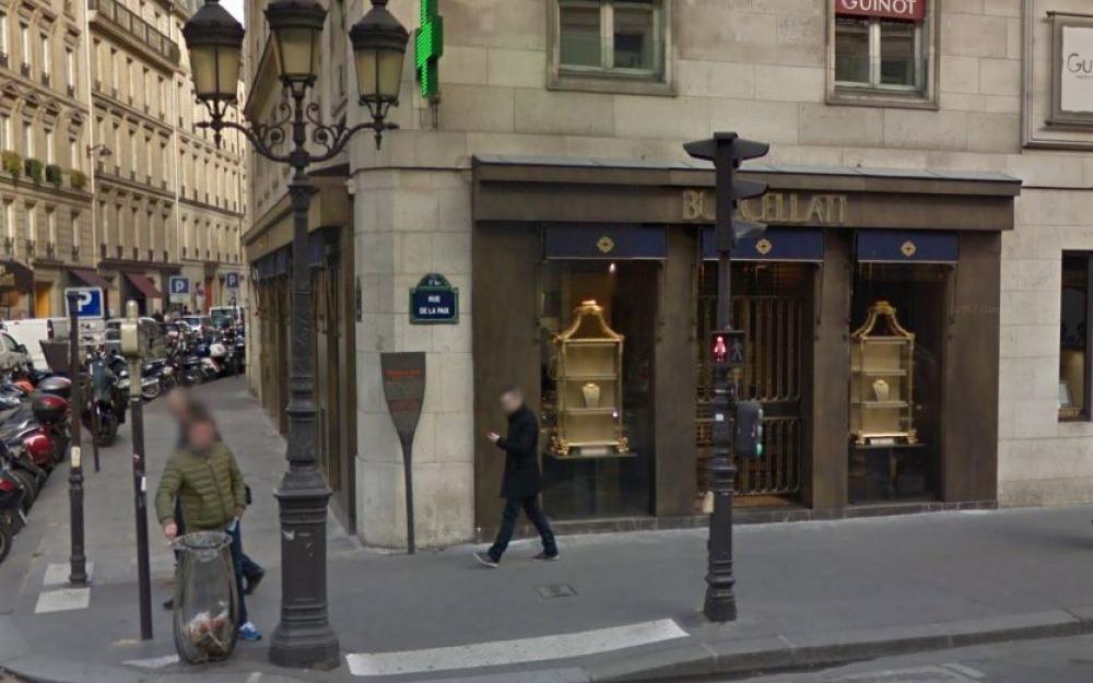 Braquage à la hache en plein coeur de Paris