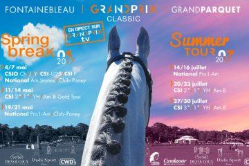 Amateur Gold Tour-Esthederm : la 3ème étape à Fontainebleau