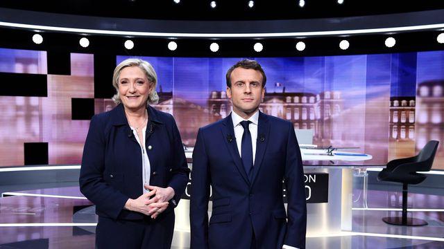 Retour sur le débat Macron - Le Pen