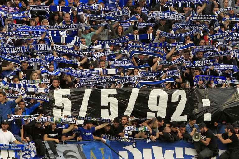 Le foot français célèbre les 25 ans du drame de Furiani