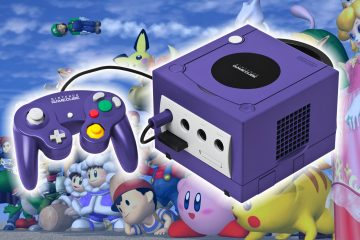 HyperLink 21 GameCube