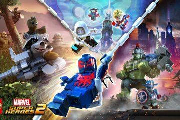 LEGO Marvel Super Heroes 2 annoncé pour la fin de l'année