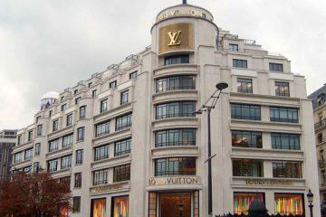 Tentative de braquage dans la boutique Louis Vuitton des Champs-Elysées