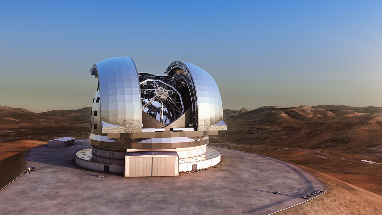 Chili : La construction du plus grand télescope du monde a commencé