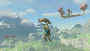 Legend of Zelda: Breath of the Wild / Plateformes