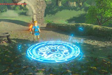Legend of Zelda: Breath of the Wild / Médaillon