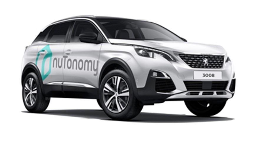 PSA va tester la voiture sans chauffeur à Singapour