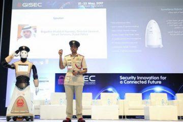 Dubaï : un robot va intégrer les forces de police