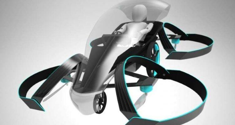 Toyota se lance à son tour dans un projet de voiture volante