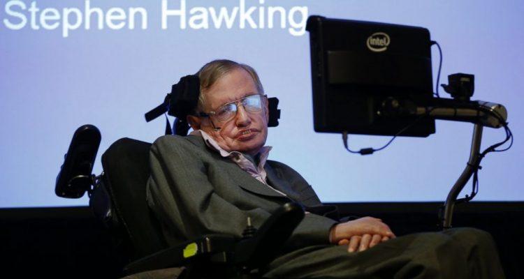 Pour Stephen Hawking, l'Homme sera contraint de quitter la Terre d'ici 100 ans