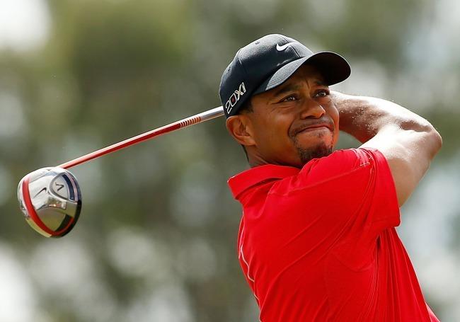 Tiger Woods arrêté pour conduite sous l'emprise de médicaments