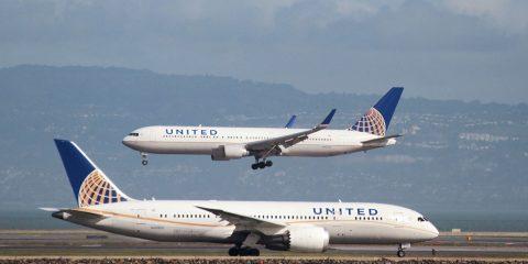 Les codes d'accès aux cockpits des avions United fuitent sur le web