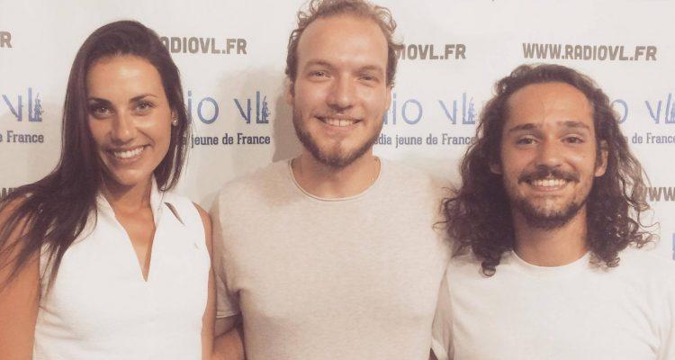 Jessie Claire et Matt Gueiredo étaient invités dans Le Grand N'importe Quoi #93