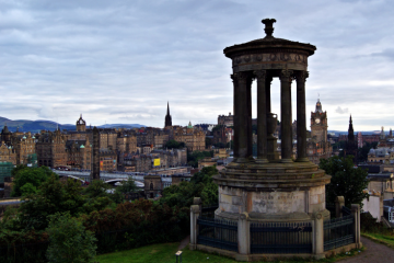 City trip à Edimbourg