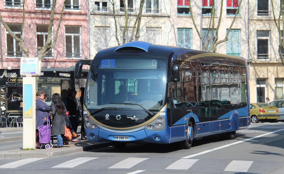 Service de bus gratuit à Dunkerque