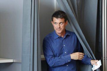 Manuel Valls Evry