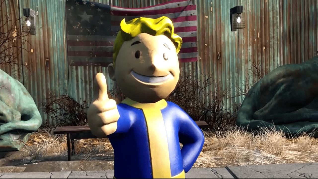 E3 2017 : Bethesda annonce Fallout 4 et Doom en VR