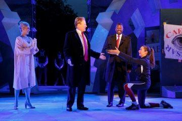 Une adaptation d'une pièce de Shakespeare crée la polémique en suggérant l'assassinat de Donald Trump