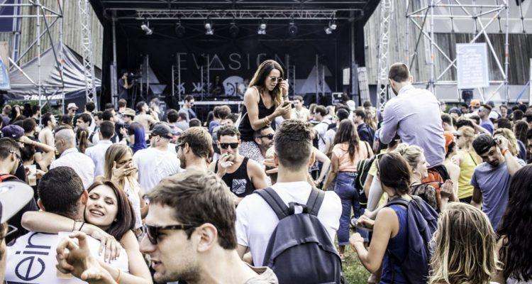 Plage, électro, house...Evasion Festival est de retour