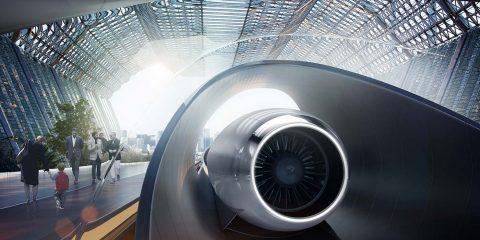 Corée du Sud : L'Hyperloop pour 2021