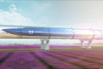 Hyperloop : une entreprise néerlandaise ambitionne le trajet Paris-Amsterdam en 30 minutes d'ici 2021
