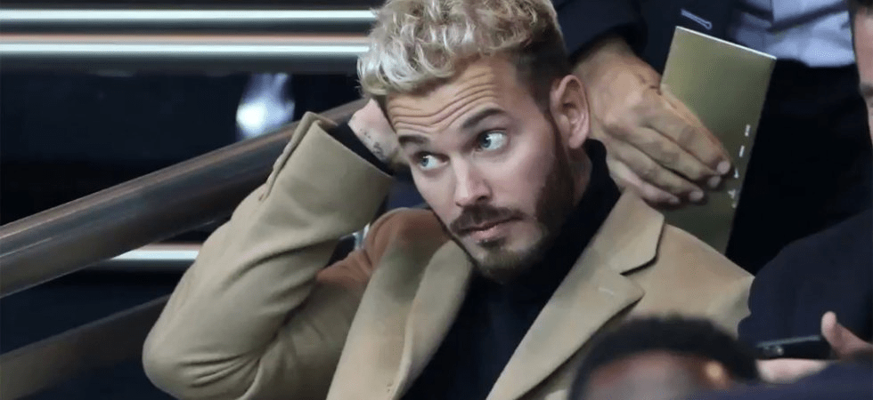 M Pokora The Voice