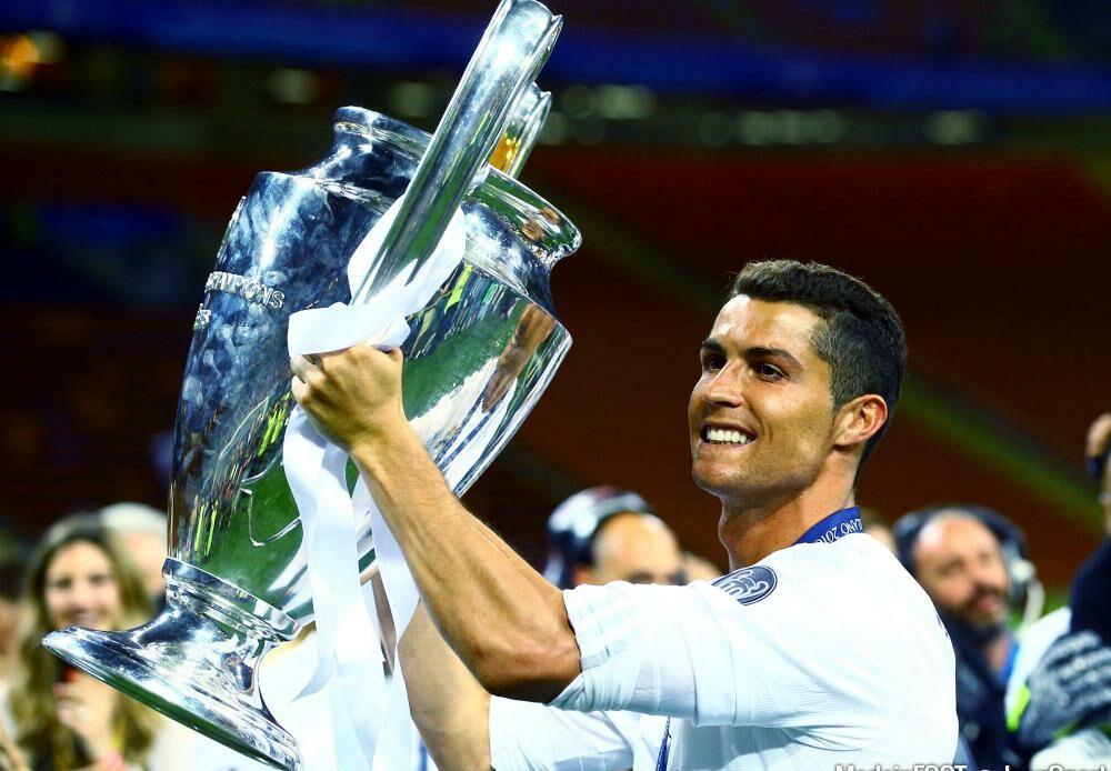 Cristiano Ronaldo est une nouvelle fois le sportif le mieux payé au monde selon Forbes