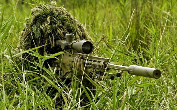 L'armée canadienne revendique le tir de sniper le plus long du monde
