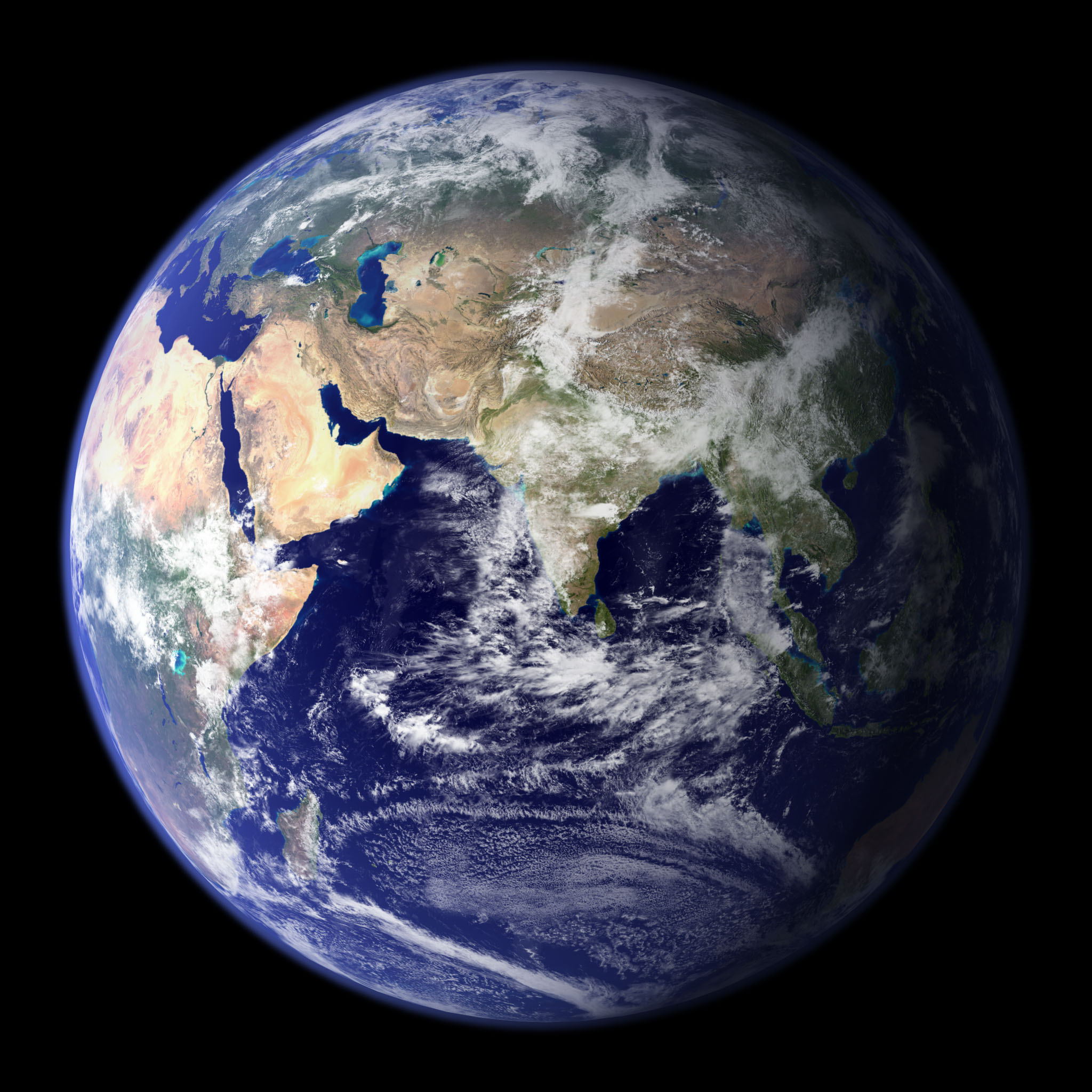En 2050, la population mondiale sera de 9,8 milliards d'habitants