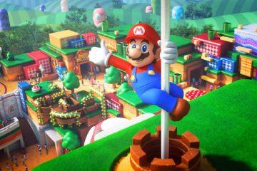Super Nintendo World se dévoile (un peu) à travers une première vidéo