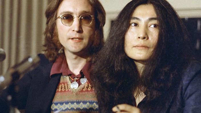 """Yoko Ono est enfin créditée comme co-auteure du titre """"Imagine"""""""