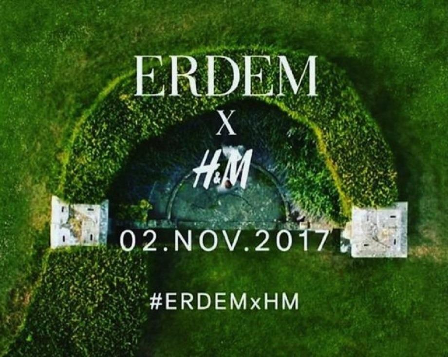 ERDEM x H&M