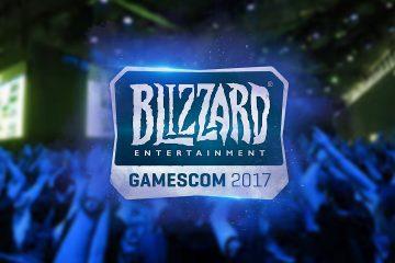 Gamescom : Conférence animée pour Blizzard