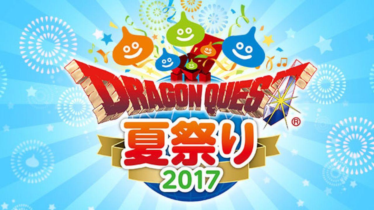 Dragon Quest Summer Festival