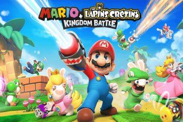 Mario + The Lapins crétins : Une union aussi belle que loufoque