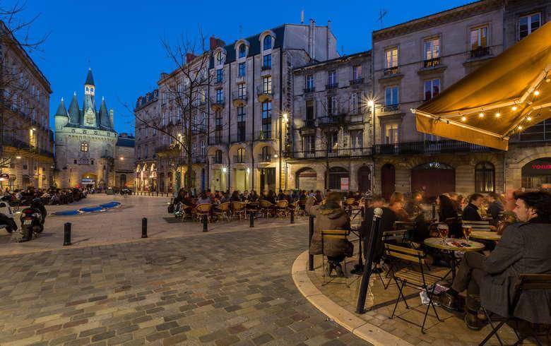 Vieille ville de Bordeaux