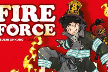 Fire Force : le manga qui voit rouge !