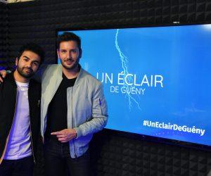 Nazim et Maxime Guény