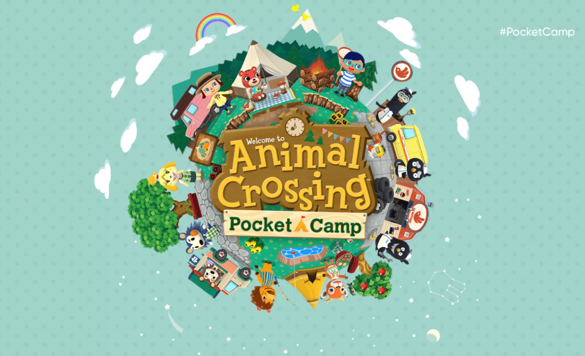 Animal Crossing: Pocket Camp s'installe sur smartphones
