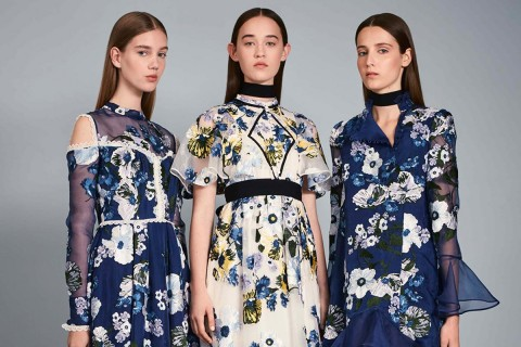 Collaboration Erdem x H&M