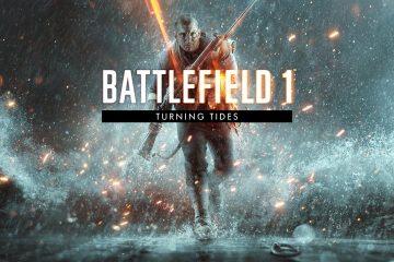 Battlefield 1 prend la mer dans Turning Tides