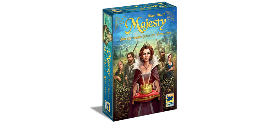 Majesty Full HD