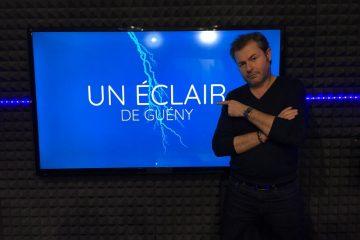 Jérôme Anthony dans un éclair de guény sur VL