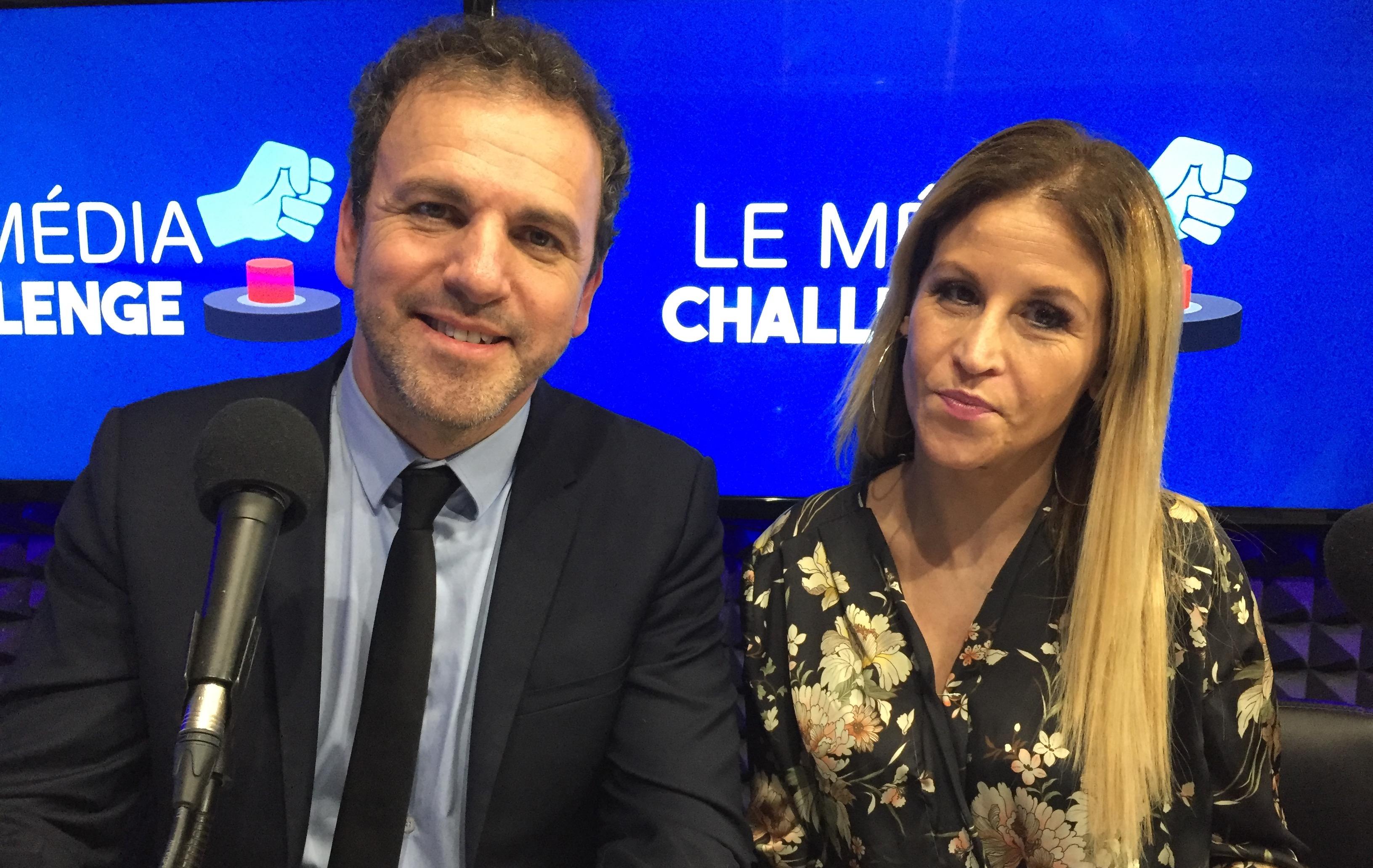Lionel Rosso et Sabrina Perquis